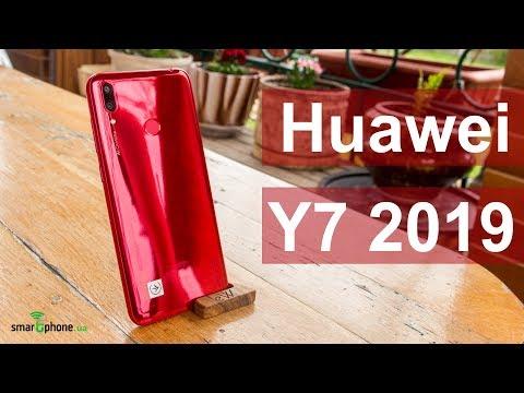 Видеообзор смартфона Huawei Y7 2019 3/32 ГБ от портала Smartphone.ua!