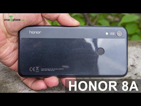 Видеообзор смартфона Honor 8A от портала Smartphone.ua!