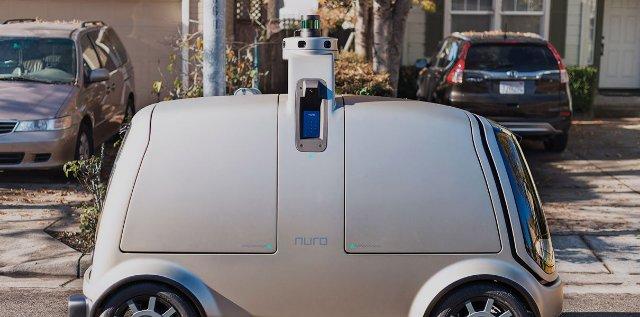 Стартап Nuro получил инвестиции почти в миллиард долларов для разработки автономных машин-курьеров