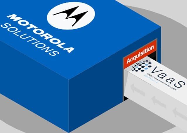 Motorola покупает компанию VaaS – ведущего мирового производителя в области машинного зрения на основе ИИ