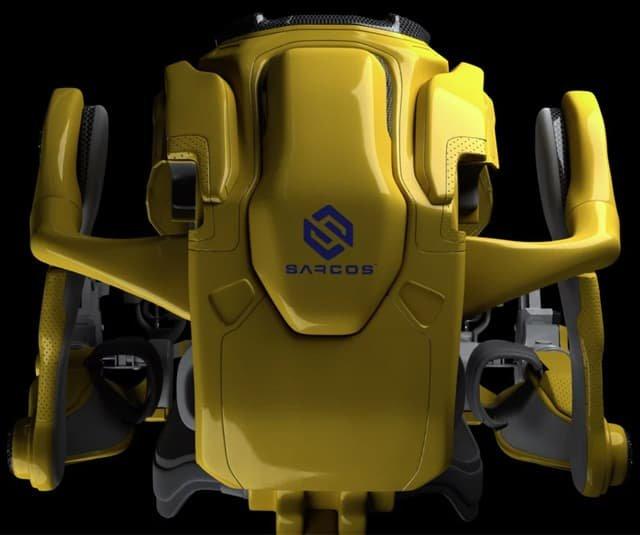 Компания Sarcos представила новый экзоскелет Guardian XO Max, работающий от беспроводной батареи
