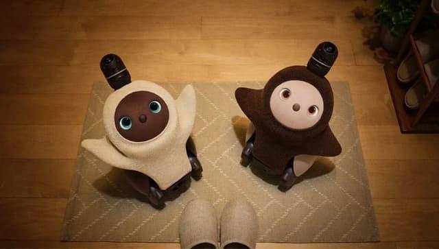 Робот для объятий Lovot от японской компании Groove X будет делать людей счастливыми