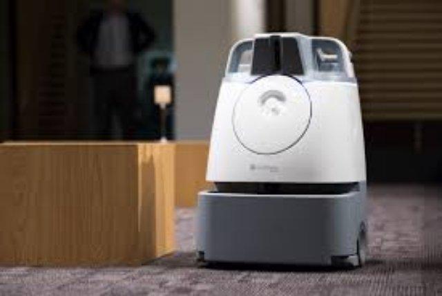SoftBank представила нового мобильного малогабаритного робота Whiz для уборки помещений до 1500 квадратов