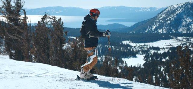 Экзоскелет Roam научит вас кататься на лыжах