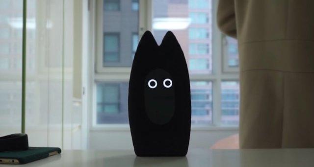 Fribo – социальный робот для одиноких людей