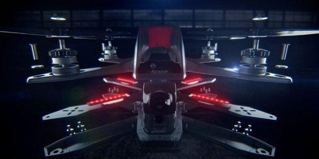 Lockheed Martin и DRL устроят гонки дронов управляемые искусственным интеллектом
