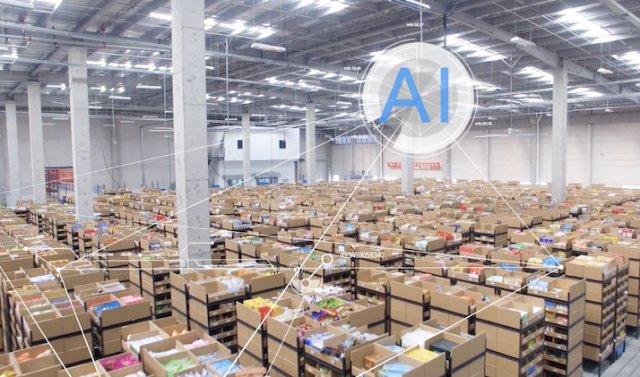 Китайская компания Cainiao внедряет роботов в складские комплексы