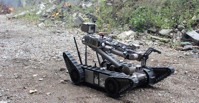 FLIR покупает компанию Endeavour Robotics для расширения возможностей поставок оборонной робототехники