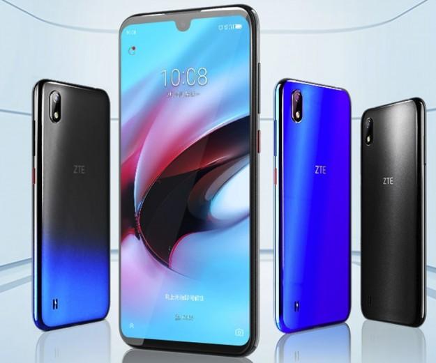ZTE Blade A7: недорогой смартфон с 6 дисплеем и процессором Helio P60