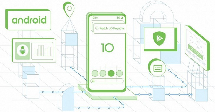 Анонсирована ОС Android 10 Q
