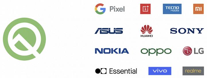 Xiaomi Mi 9 и еще 20 смартфонов, для которых доступна Android 10 Q Beta 3