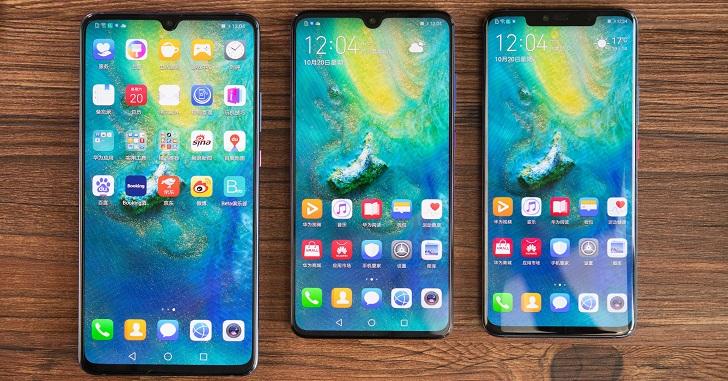 8 смартфонов Huawei и Honor получат Android 10
