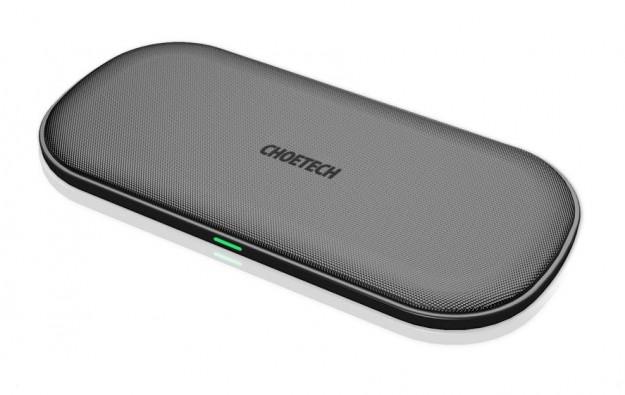 Товар дня: беспроводные зарядные устройства от CHOETECH мощностью до 10 Вт и ценой от .99