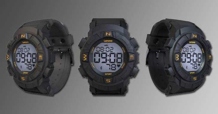 Спортивные смарт-часы Lenovo Ego оценили в