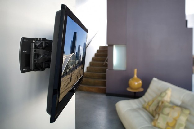 Виды и особенности кронштейнов для крепления телевизоров