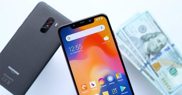 Известны технические характеристики Xiaomi Pocophone F2