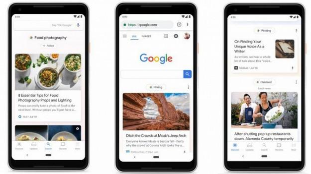 Google внедрит рекламу в своё основное приложение для Android