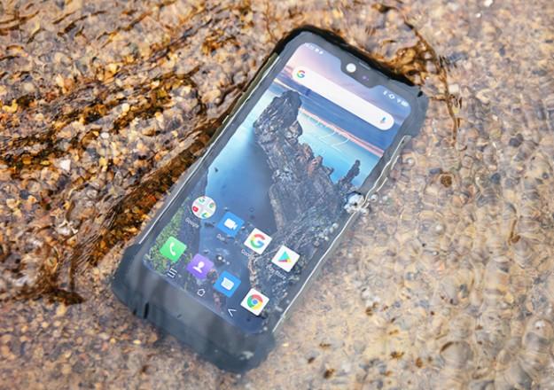 Будь первым, кто закажет смартфон Blackview BV9700 Pro на Indiegogo со скидкой в $200