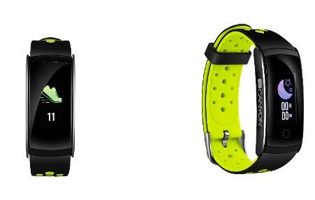 Canyon выпустила фитнес-браслет CNS-SB41BG