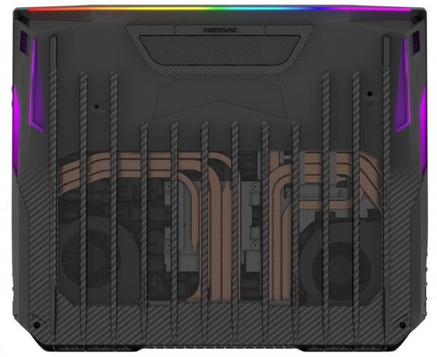 MSI GT76 Titan: игровой ноутбук с чипом Intel Core i9 и ускорителем GeForce RTX 2080