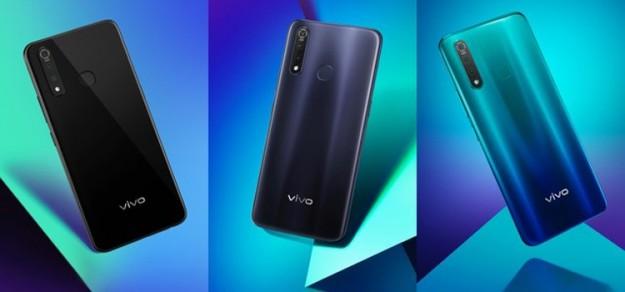 Отверстие в экране и аккумулятор на 5000 мАч: дебют смартфона Vivo Z5x