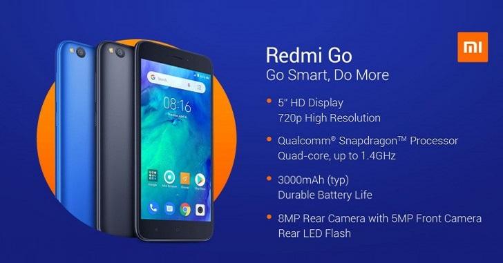 Xiaomi Redmi Go получит больше памяти