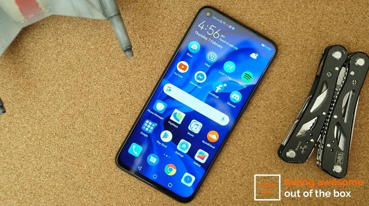 Известны характеристики и цена Huawei Nova 5