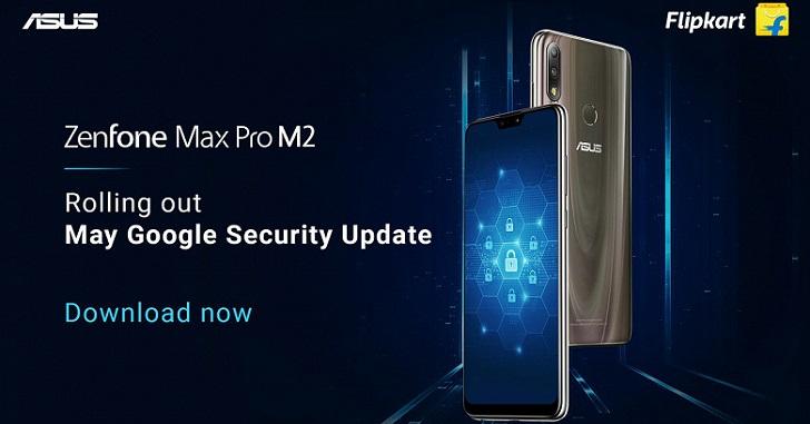 Asus ZenFone Max Pro M2 получил Android 9.0 Pie