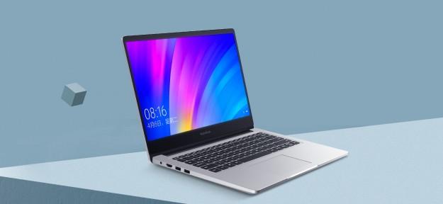 Анонс RedmiBook 14: недорогой ноутбук Xiaomi
