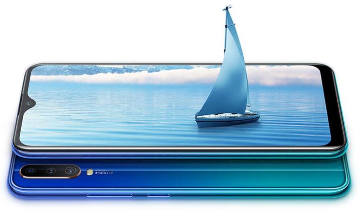 Vivo готовит еще один смартфон с батареей на 5000 мАч