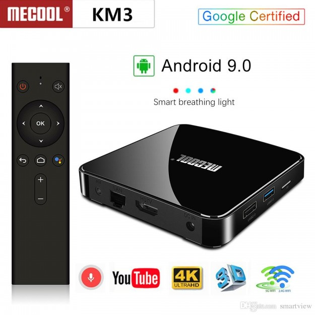 SMARTtech: Выбираем смарт-ТВ приставку на Android от MECOOL