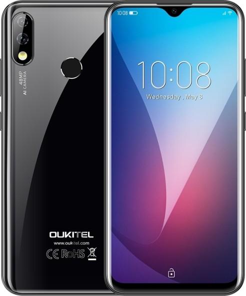На рынке дебютировал Oukitel Y4800 c 48 Мп камерой