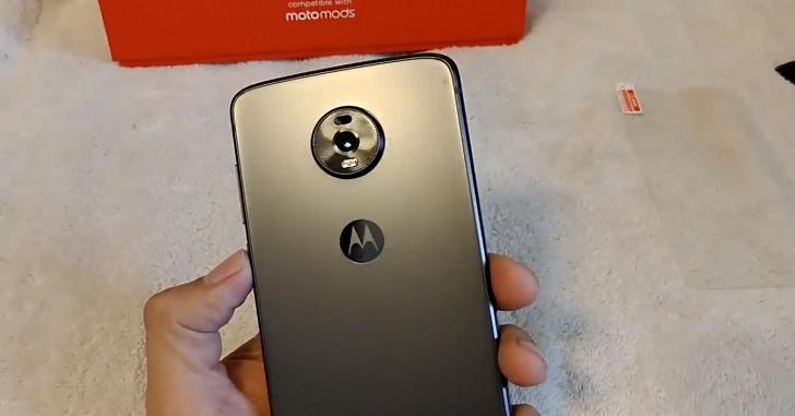 Moto Z4 поступил в продажу до анонса