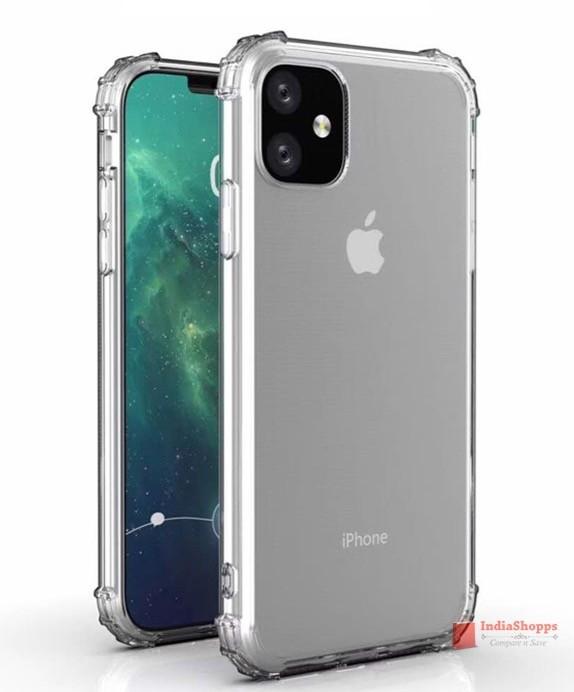 Новые рендеры iPhone XIR (XR2) с двойной камерой в четырех цветах