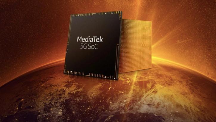 Анонс MediaTek 5G: безымянный чипсет с 5G и последними наработками ARM