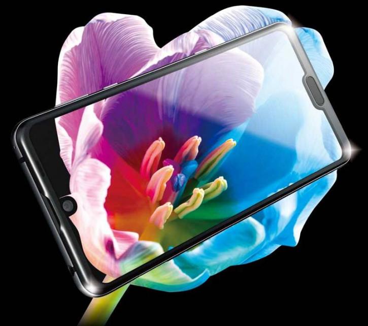 Анонс Sharp Aquos R3: экран на миллиард цветов и 20-Мп видеокамера