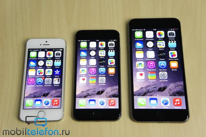 Apple не планирует обновлять iPhone 6, 6 Plus и SE до iOS 13