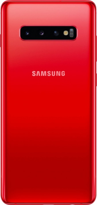 Красные Samsung Galaxy S10 и S10+ уже в «Связном»