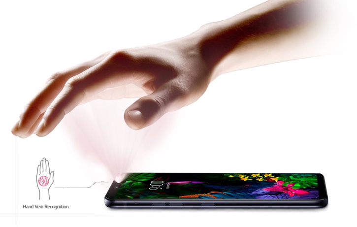 Тесты на прочность и демонстрация Air Motion и Hand ID на LG G8 ThinQ