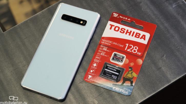 Обзор Toshiba Exceria M303: надёжная карта памяти до 256 ГБ