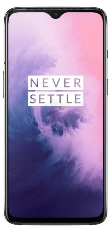 Первые качественные рендеры OnePlus 7 (+ характеристики)