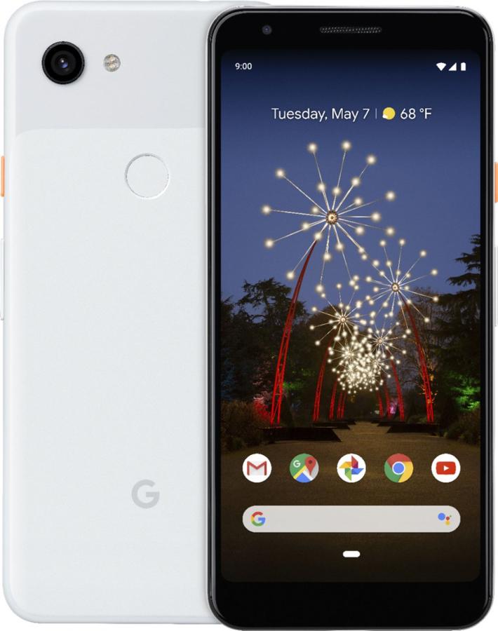 неАнонс Google Pixel 3a: полные технические характеристики