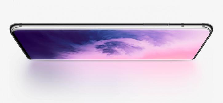 Распаковка и тесты на прочность OnePlus 7 Pro Nebula Blue