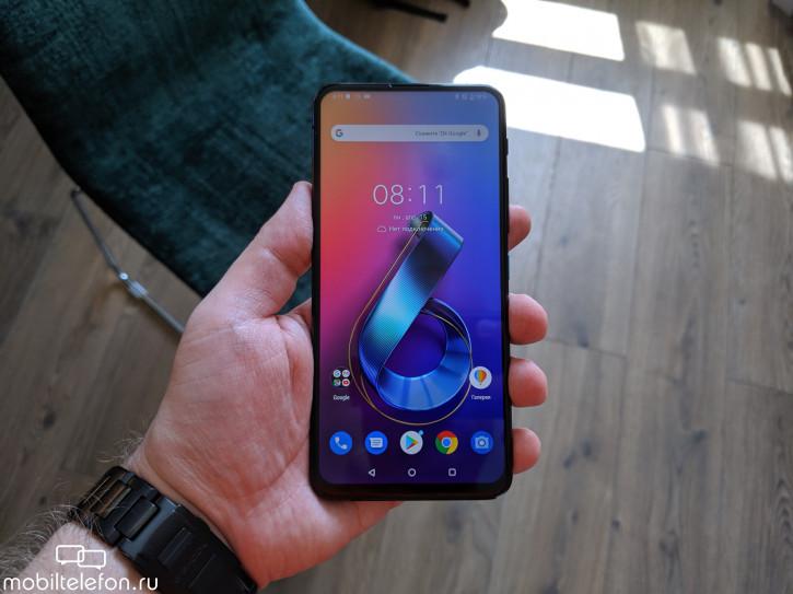 Российская цена и дата старта предзаказа ASUS Zenfone 6