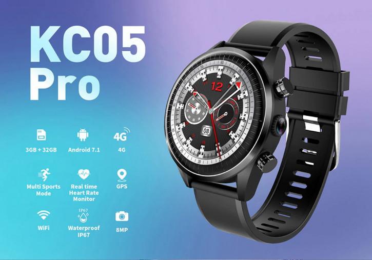 Скидки: умные часы с 4G, Play Store и камерами от $136,99