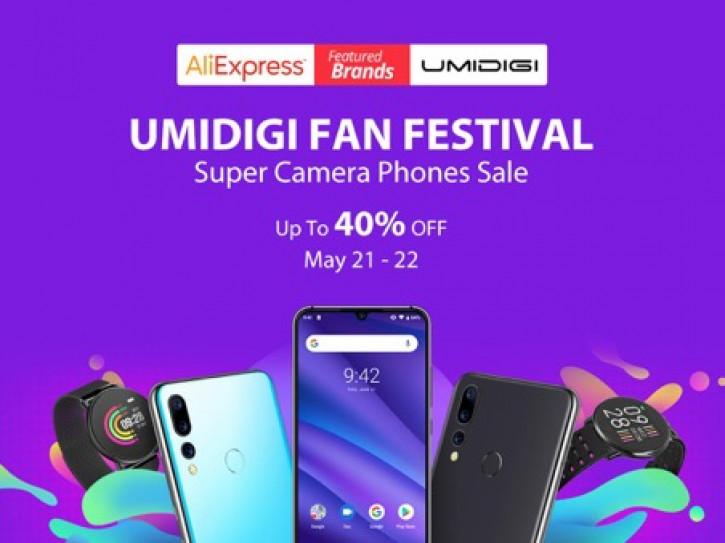 Старт продаж UMIDIGI A5 Pro с тройной камерой (цена)