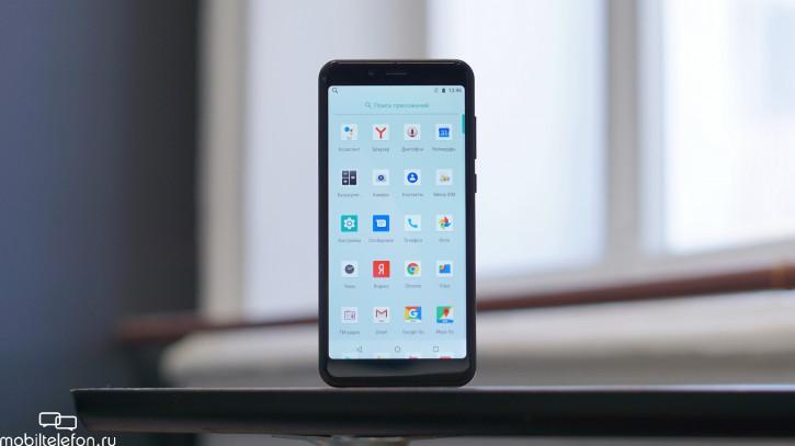 Знакомимся с Android Go на примере Fly Power Plus 5000
