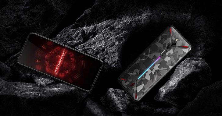 Nubia Red Magic 3 появился в Европе