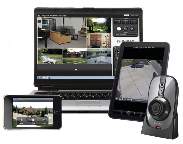 SMARTtech: Видеонаблюдение - гарантия защиты вашего дома и организации с мониторингом онлайн через смартфон