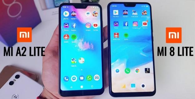 SMARTlife: Купить Xiaomi Mi 8 Lite или сэкономить на покупке Mi A2 Lite и докупить ему чехлов?!